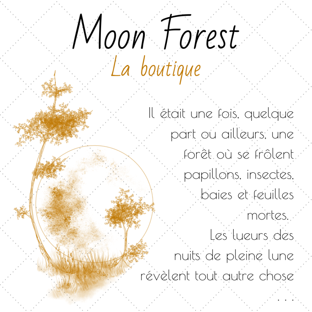 collection moon forest