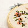 kit broderie insecte